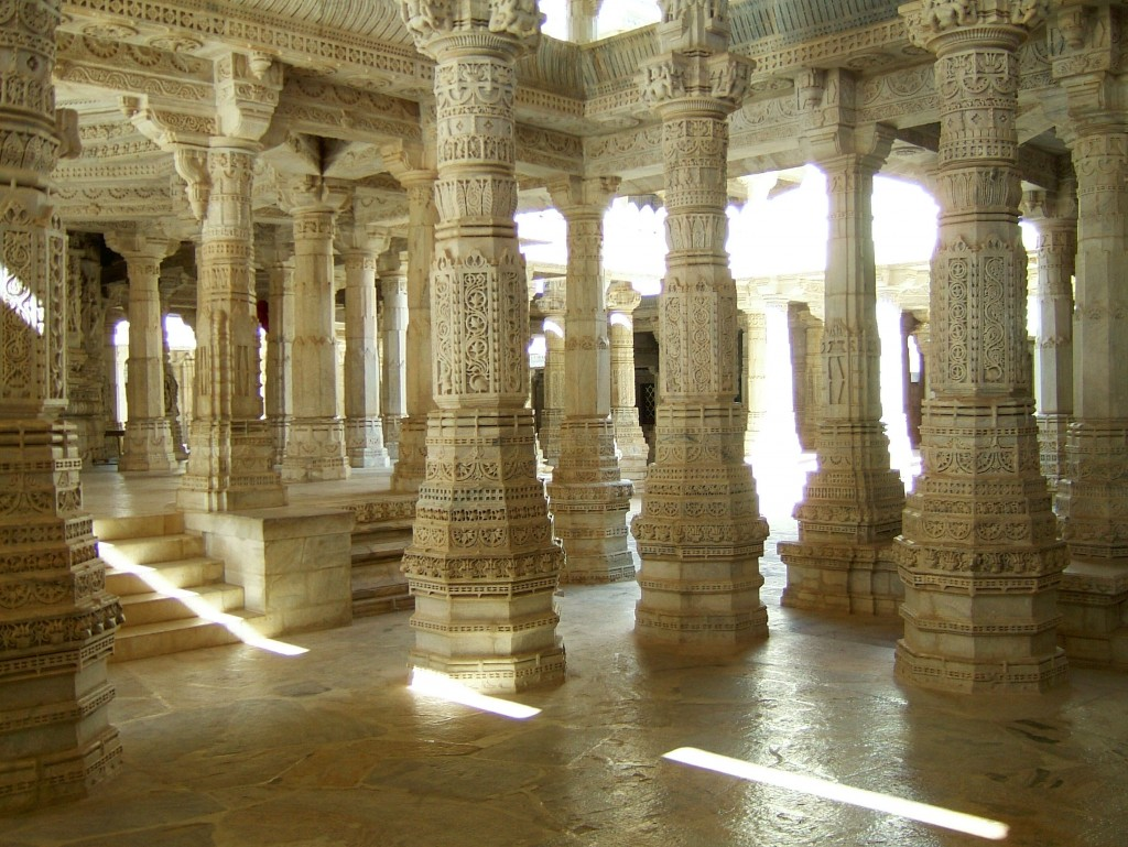 Rajasthan parishad famous places for Floor pillars